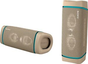 Sony SRS-XB33 EXTRA BASS Portable Bluetooth Speaker - BLACK - BLUE - TAUPE