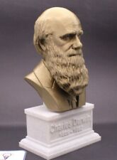 Mark Twain 7 inch 3D Printed Bust Famous Writer Art FREE SHIPPING
