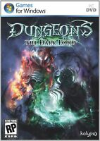 Dungeons - The Dark Lord - PC Game - New Sealed