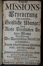 Andachtsbuch, 3 Werke – Kaufbeuren und Kempten – 1755 ? - 1757 - 1761