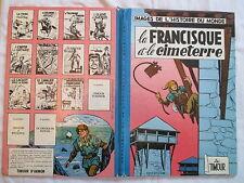 TIMOUR LA FRANCISQUE ET LE CIMETERRE SIRIUS EO 1961 COTE 70 EUROS