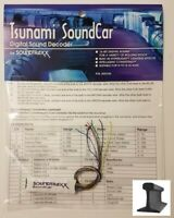 Soundtraxx SoundCar Decoder ~ New 2020 ~ 16 Bit With Hyperlight ~ N - G ~ 829100