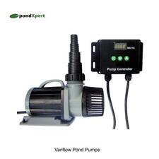 Pondxpert Variflow Flow Controllable Pond Pump 10000 20000 30000 Litres Koi Fish