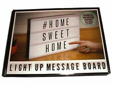 Fizz Creations Large Light Up Message Board