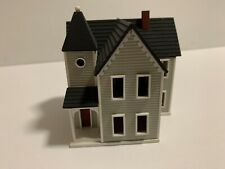 Dollhouse 1/144 G And M Gudgel Handmade Victorian 1983