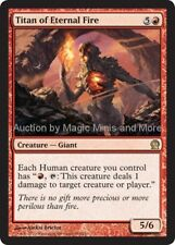 Theros ~ TITAN OF ETERNAL FIRE rare Magic the Gathering card