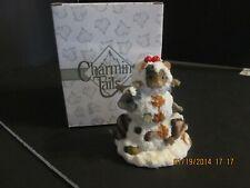 Fitz & Floyd Charming Tails Figurine A Snowy Trio Rp