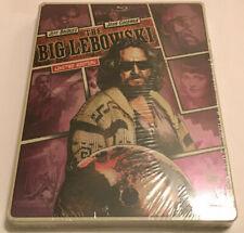 The Big Lebowski (2 Disc Blu-ray/DVD Limited Edition SteelBook) BRAND NEW OG