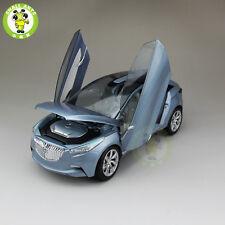 1:18 US GMC Buick Envision Suv Concept Diecast SUV Car Model Blue