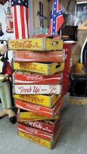 Coca Cola Holzkiste USA Deko Getränkekiste Coca Cola Kiste