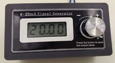 New 4-20mA signal generator Current transducer test PLC Two-wire output