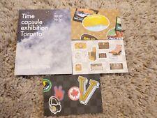 Louis Vuitton Sticker Post cards - Toronto Time Capsule Exhibition art print