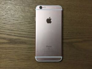 Apple iPhone 6S 128GB Unlocked Smartphone Mobile Rose Gold a1688
