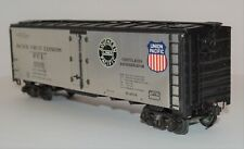 O-Scale 2-Rail DC PFE Steel Reefer #45698 SILVER From Athearn Kit w/Many XTRAs
