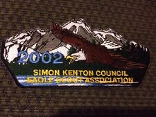 MINT CSP Simon Kenton Council SA-83 2002 Eagle Scout