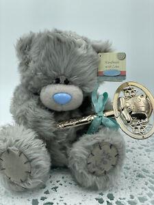 Me To You Tatty Teddy Bear, Blue Nose, 20cm Tall, 8' Carte Blanche 18th Birthday