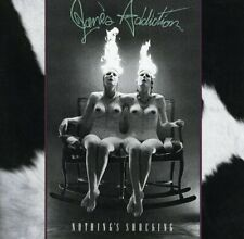 1 CENT CD Jane's Addiction - Nothing's Shocking