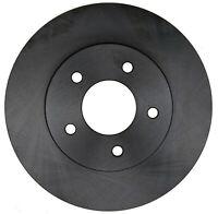 Disc Brake Rotor-Non-Coated Rear ACDelco Advantage 18A659A