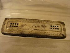 """The Violin King Big Harmonica D.R.W.Z. No. 208409 Germany 6-3/4"""" Used Condition"""