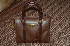 Gianfranco Ferre Leather doctor's bag