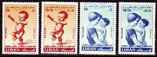 Libanon Lebanon 1960 ** Mi.684/87 Mutter Kind Mother Child