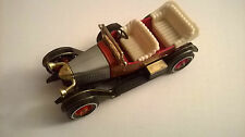 RARE PrePro YY-02 PHV, red / black, wooden side, Matchbox, MoY, no Box