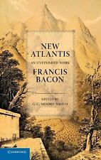 New Atlantis by Francis Bacon (2014, Paperback)