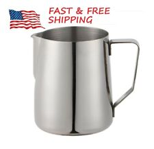 20 oz Espresso Coffee Milk Frothing Pitcher Stainless Steel  USA SELLER