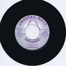 BILLY & THE MOONLIGHTERS - LITTLE INDIAN GIRL (In-demand 1961 R&B Group STROLLER