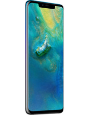 "New Huawei Mate 20 Pro Twilight 6.39"" 128GB 6GB LTE Octa Core Android 9 Sim Free"