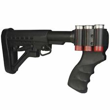 REMINGTON 870 H&R 12 Ga Pistol Grip Tactical Stock W/Recoil Pad & Free Wrench