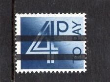 GB 1982 4p Postage Due School Training Stamp 2 Bar MNH