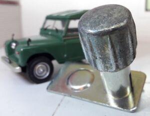 N/S Left Handle Door Lock Button 345436 Land Rover Series 1 86 88 109 2a 3