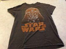 Star Wars Darth Vader Grey Gap Small T-Shirt!!! image from dvd/blu-ray series!!!