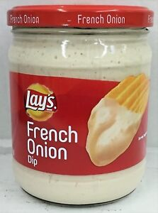 Lay's French Onion Dip 15 oz Lays