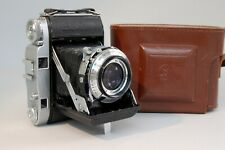 Balda Super Baldax (1952) Folding Camera for 6x6cm with Ennit 8cm f2.8 Lens