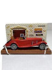 Matchbox Models of Yesteryear 1938 Mercedes Benz 540K Red Y-20 1986 Made n Macau
