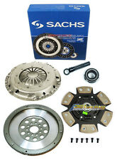 SACHS-FX STAGE 3 DISC CLUTCH KIT+RACE FLYWHEEL VW GOLF GTI JETTA PASSAT 2.8L VR6