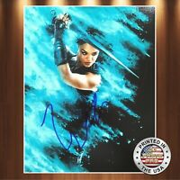 Tessa Thompson Autographed Signed 8x10 Photo (Thor) REPRINT