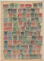 105 anciens  timbres d Europe