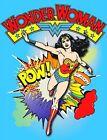 Wonder Woman Lynda Carter TV Series 70's POW Sticker or Magnet