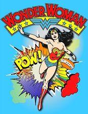 Wonder Woman TV Series 70's POW Sticker or Magnet