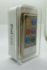 Apple iPod nano 7. 7G Generation Gold Bronze 16GB Sealed Collectors 7th NEW NEU