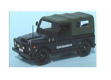 Fiat Nuova Campagnola 1982 - Carabinieri 1:43 Scale Die Cast Model Car New
