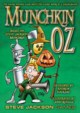 Munchkin Oz Card Game Target Exclusive Brand New! Based on L. Frank Baum books