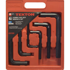 6 PC LARGE JUMBO METRIC ALLEN WRENCH HEX KEY TOOL SET