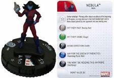 Marvel Heroclix Galactic Guardians Nebula #008