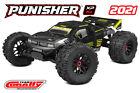 Team Corally Punisher XP 2021 6S 1/8 Monster Truck LWB RTR - Brushless 6S 2.4GHz