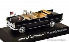 SIMCA CHAMBORD V8 PRESIDENTIELLE 1:43 NOREV DIECAST