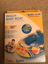 Swim School Beach Baby Boat - NIB